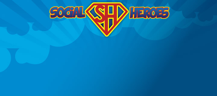 The launch of Social Heroes
