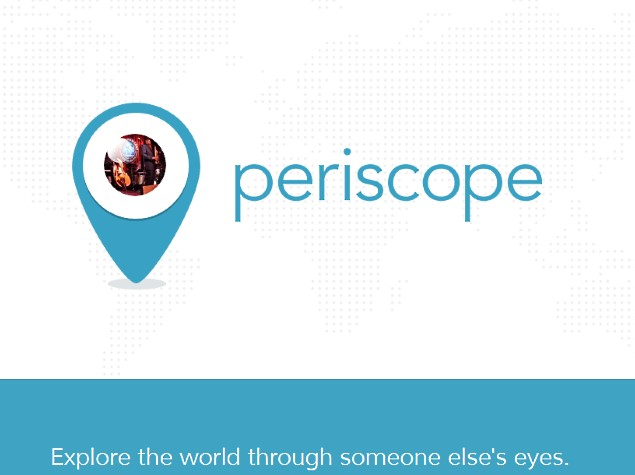 How can you use Periscope to build your online community?