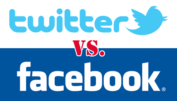 Facebook vs. Twitter: Social Media Strategy Differences